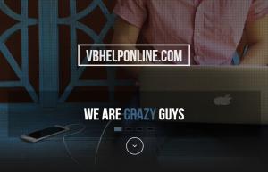 VBHelpOnline.com Reviews