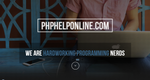 PHPHelpOnline.com Review